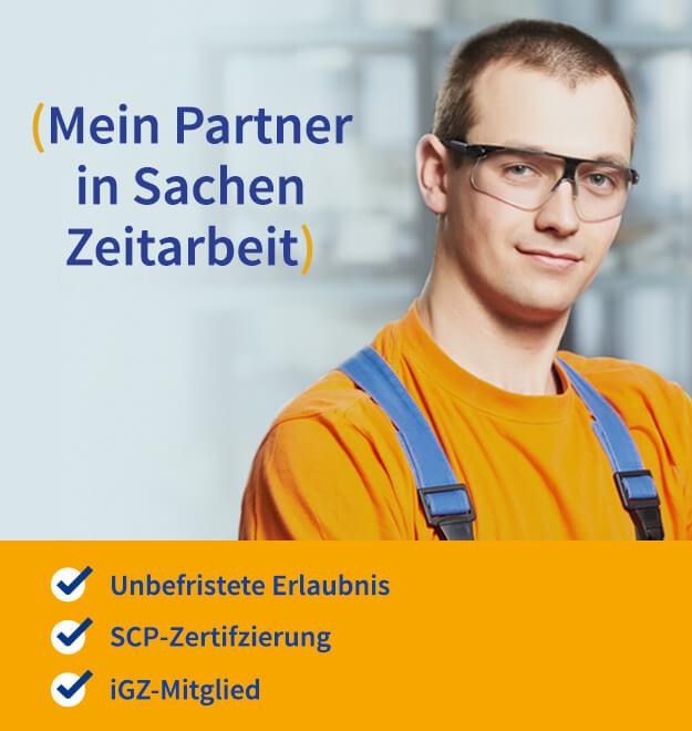 Mein Partner in Sachen Zeitarbeit - Köln - Krefeld